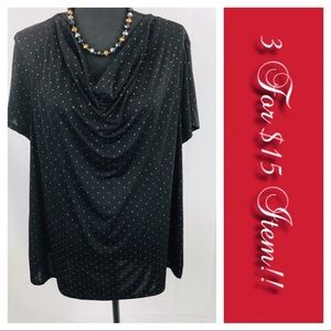 💕 3 for $15 Item Plus Size Jaclyn Smith Top